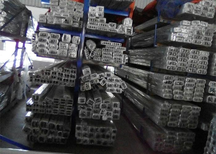 Quy trình sản xuất chế tạo thanh nhôm định hình